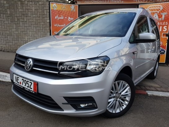 VOLKSWAGEN Caddy 2.0 tdi مستعملة