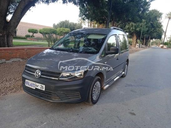 سيارة في المغرب VOLKSWAGEN Caddy 1.6 tdi ecoline clim bvm 102ch - 345447