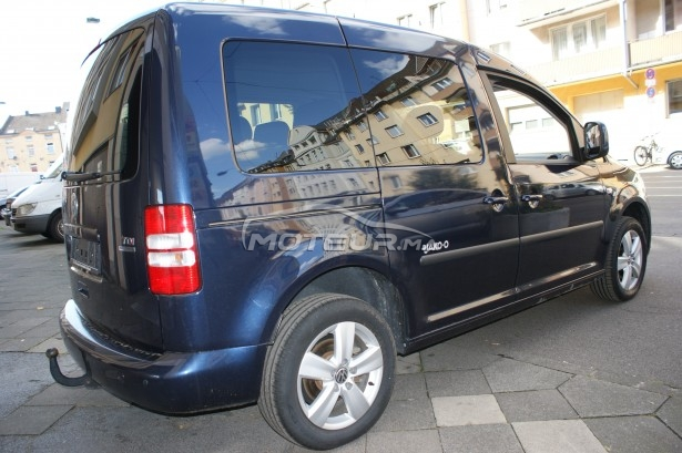 volkswagen caddy 1 6 tdi 2014 diesel 234322 occasion. Black Bedroom Furniture Sets. Home Design Ideas
