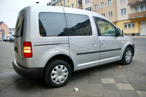 volkswagen caddy 1 6 tdi 2012 diesel 134415 occasion nador maroc. Black Bedroom Furniture Sets. Home Design Ideas