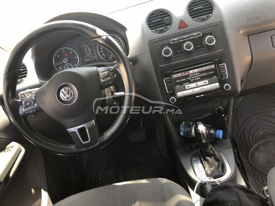 volkswagen caddy 1 6 tdi 2011 diesel 195237 occasion casablanca maroc. Black Bedroom Furniture Sets. Home Design Ideas