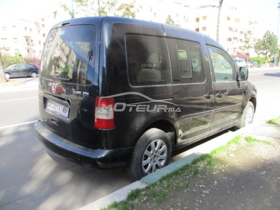 volkswagen caddy 2010 diesel 145291 occasion casablanca. Black Bedroom Furniture Sets. Home Design Ideas