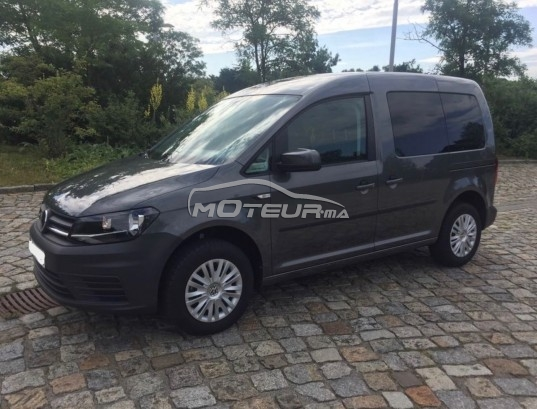 VOLKSWAGEN Caddy 1.6 tdi occasion 434804