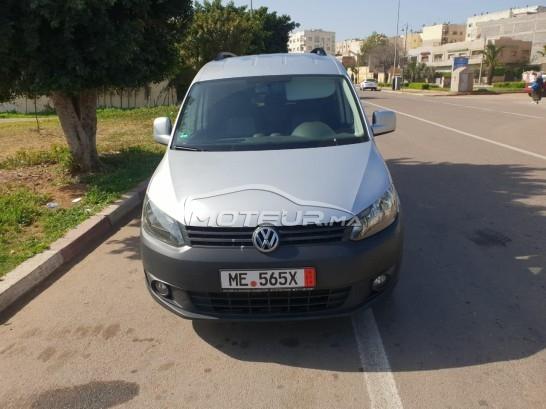 Voiture au Maroc VOLKSWAGEN Caddy Tdi - 266369