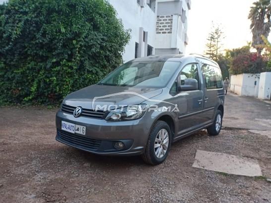 Voiture au Maroc VOLKSWAGEN Caddy - 299057