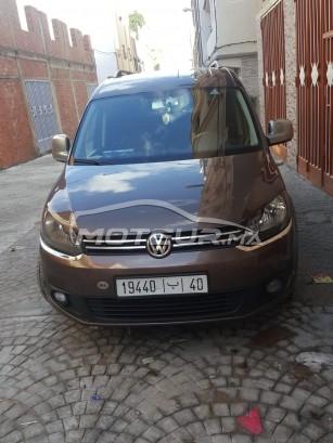 سيارة في المغرب VOLKSWAGEN Caddy 7 place - 257452