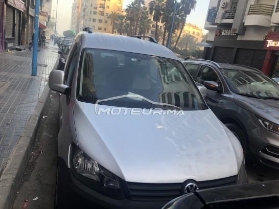 Voiture Volkswagen Caddy 2012 à casablanca  Diesel  - 6 chevaux