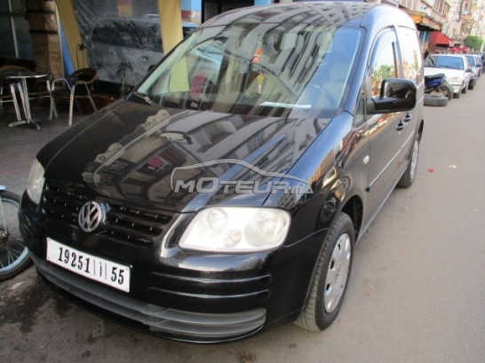 volkswagen caddy 2008 diesel 144650 occasion casablanca maroc. Black Bedroom Furniture Sets. Home Design Ideas