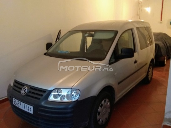 VOLKSWAGEN Caddy Tdi 1,9 مستعملة