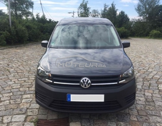 VOLKSWAGEN Caddy 1.6 tdi occasion 434806