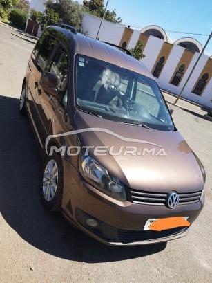 Voiture Volkswagen Caddy 2013 à casablanca  Diesel