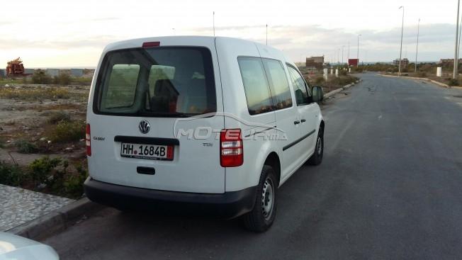volkswagen caddy 2013 diesel 144453 occasion casablanca maroc. Black Bedroom Furniture Sets. Home Design Ideas