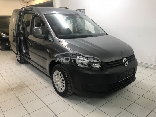 VOLKSWAGEN Caddy 1.6 مستعملة