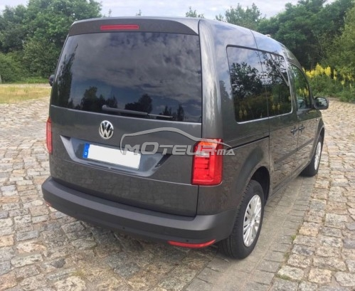 VOLKSWAGEN Caddy 1.6 tdi occasion 434802