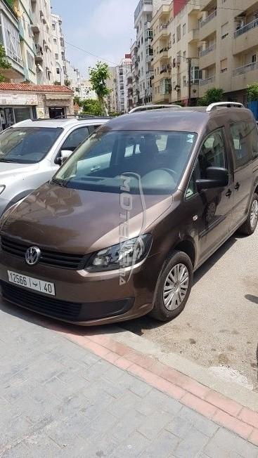 سيارة في المغرب فولكزفاكن كاددي - 216010