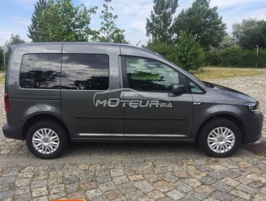 VOLKSWAGEN Caddy 1.6 tdi occasion 434801