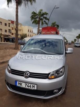 Voiture au Maroc VOLKSWAGEN Caddy Life 2,0 tdi - 255251