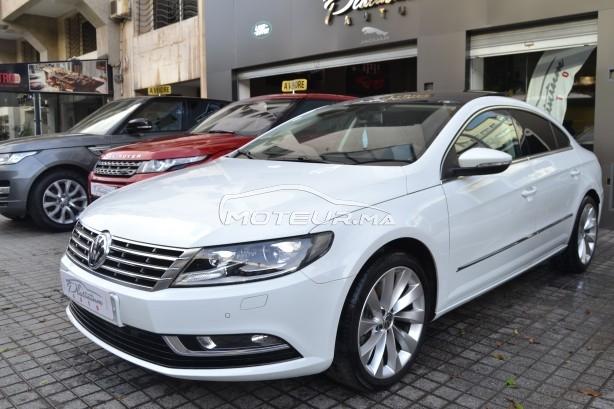 Acheter voiture occasion VOLKSWAGEN Cc au Maroc - 302499