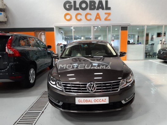 VOLKSWAGEN Cc Tdi 170 exclusive مستعملة
