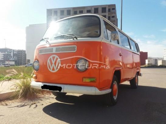 سيارة في المغرب VOLKSWAGEN Combi T2 - 254541