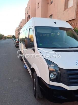 Voiture Volkswagen Crafter 2014 à marrakech  Diesel  - 9 chevaux