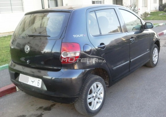 volkswagen fox 2006 essence 145957 occasion mohammedia maroc. Black Bedroom Furniture Sets. Home Design Ideas