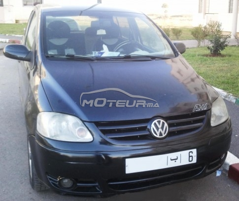volkswagen fox maroc occasion vendre. Black Bedroom Furniture Sets. Home Design Ideas