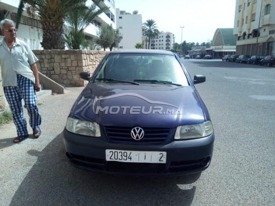 Voiture au Maroc VOLKSWAGEN Gol - 231636