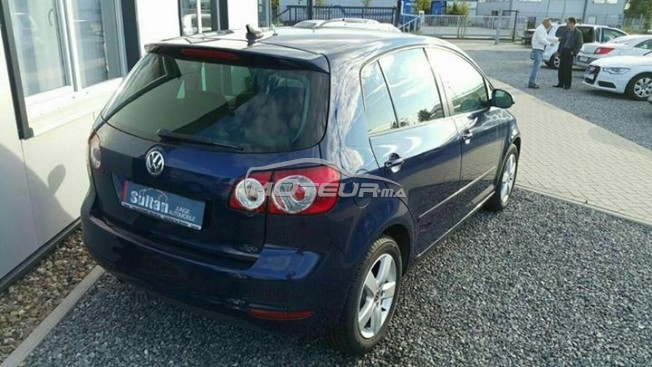 volkswagen golf plus 2011 diesel 139124 occasion tanger maroc. Black Bedroom Furniture Sets. Home Design Ideas