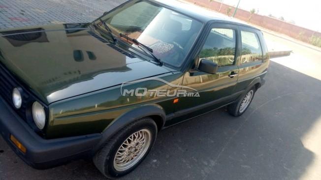 volkswagen golf 2 occasion marrakech maroc annonces voitures. Black Bedroom Furniture Sets. Home Design Ideas