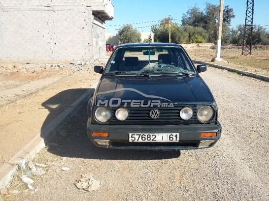 سيارة في المغرب VOLKSWAGEN Golf 2 - 220256