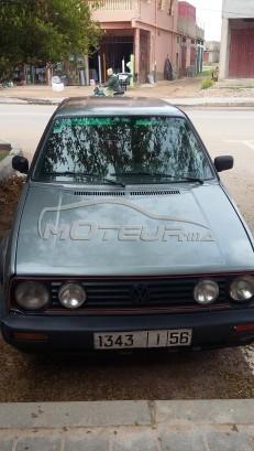 سيارة في المغرب فولكزفاكن جولف 2 - 222140