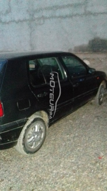 سيارة في المغرب فولكزفاكن جولف 3 - 182740