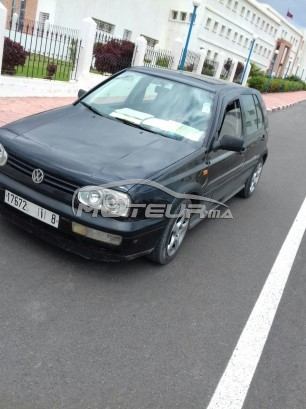volkswagen golf 3 1993 diesel 160591 occasion tetouan maroc. Black Bedroom Furniture Sets. Home Design Ideas