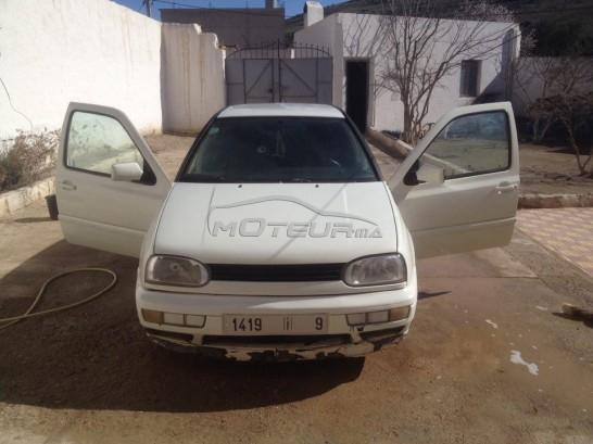 سيارة في المغرب فولكزفاكن جولف 3 - 200462