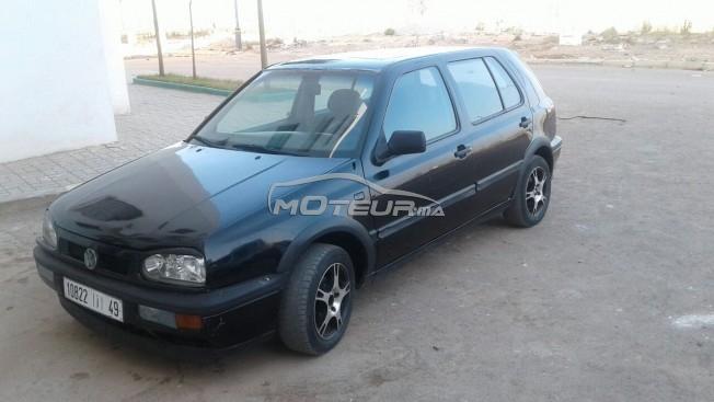 volkswagen golf 3 1993 diesel 184615 occasion à casablanca maroc