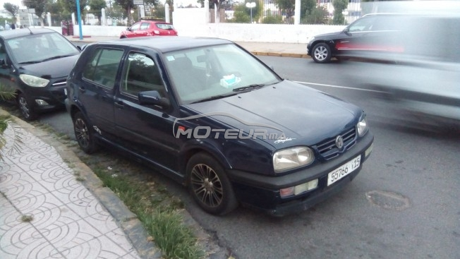 volkswagen golf 3 1994 diesel 170263 occasion casablanca. Black Bedroom Furniture Sets. Home Design Ideas