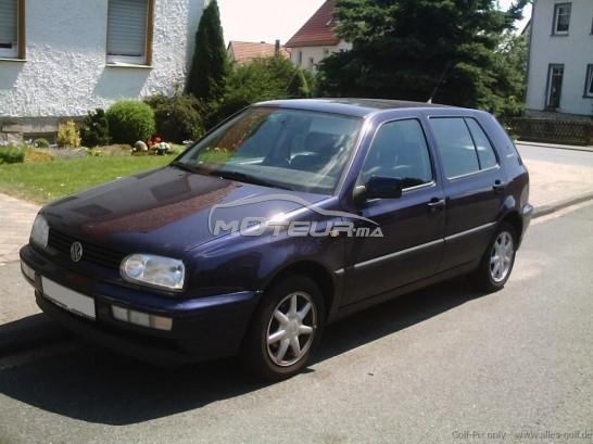 سيارة في المغرب فولكزفاكن جولف 3 - 161734