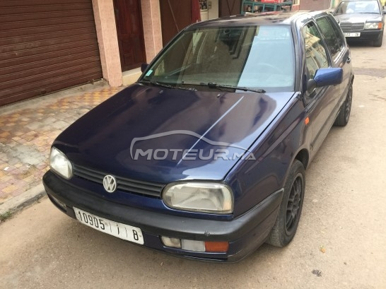 VOLKSWAGEN Golf 3 occasion 665761