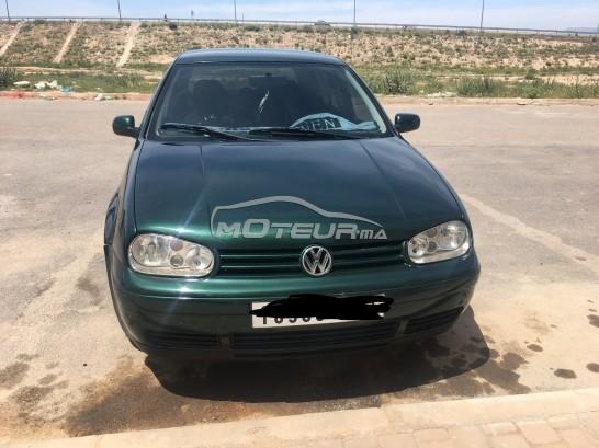 سيارة في المغرب فولكزفاكن جولف 4 - 214417