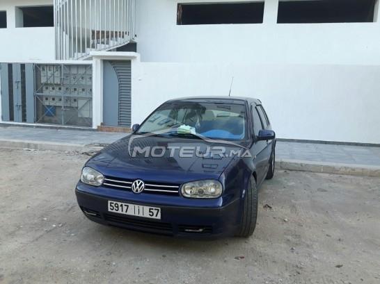 Voiture au Maroc VOLKSWAGEN Golf 4 - 229877