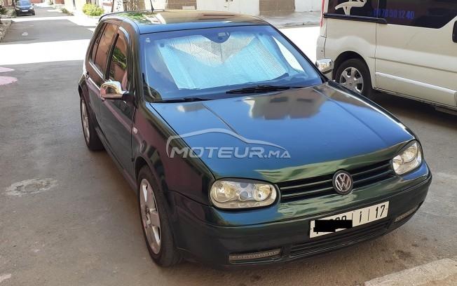 Voiture Volkswagen Golf 4 1998 à meknes  Diesel  - 8 chevaux