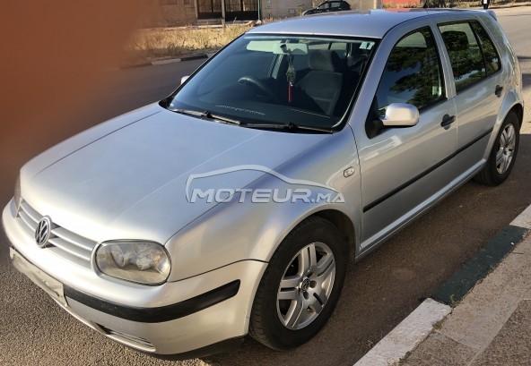 Voiture Volkswagen Golf 4 2003 à meknes  Diesel  - 8 chevaux