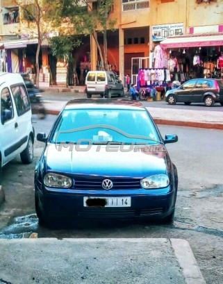 سيارة في المغرب فولكزفاكن جولف 4 Tdi - 199156