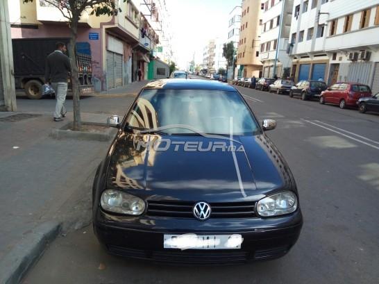 سيارة في المغرب فولكزفاكن جولف 4 - 187905