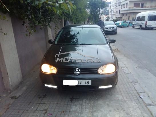 سيارة في المغرب فولكزفاكن جولف 4 1.9 td(i rouge) 110 ch - 219618