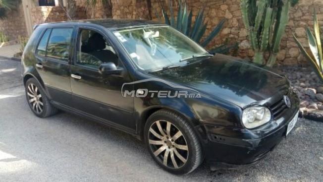 سيارة في المغرب فولكزفاكن جولف 4 - 216671