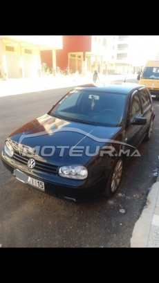 Voiture Volkswagen Golf 4 2001 à meknes  Diesel  - 8 chevaux