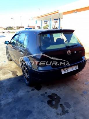 Voiture Volkswagen Golf 4 2002 à marrakech  Diesel  - 8 chevaux