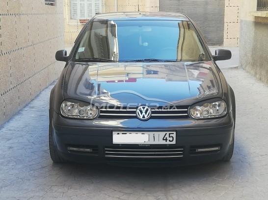 سيارة في المغرب VOLKSWAGEN Golf 4 - 251784